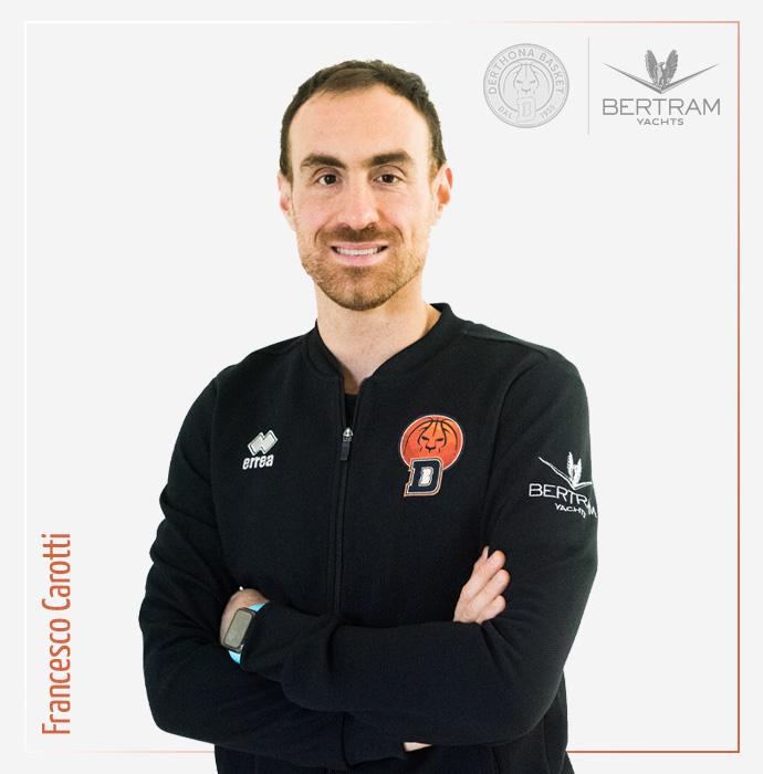 Francesco Carotti - Direttore Marketing e Comunicazione