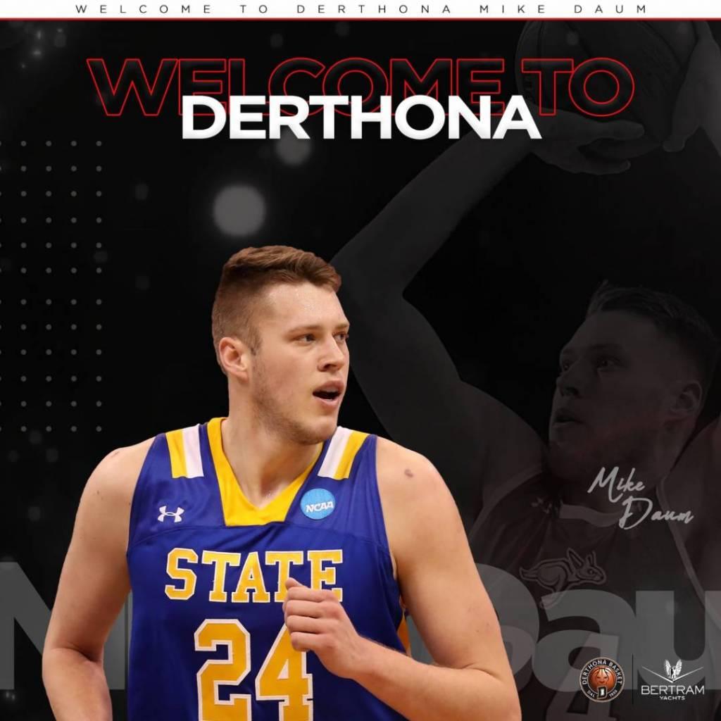Mike Daum è ufficialmente un nuovo giocatore della Bertram Derthona